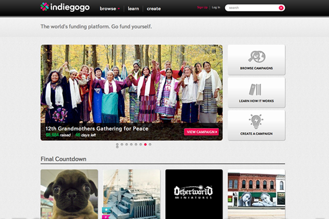 Indiegogo - How to Get Your Crowdfunded Indiegogo Campaign to the Top