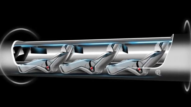 The Hyperloop elon musk - Elon Musk's Hyperloop high-speed transport crowdfunding site launches