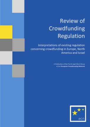 European Crowdfunding Network Review of Regulations 2013 - Interpretations of existing 2013 crowdfunding regulations in Europe, North America and Israel