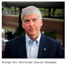 Rick Synder Michigan govenor - Michigan Governor Signs Intrastate Crowdfunding Exemption