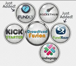 Crowdfundfusion new - Crowdfundfusion.com, a Simple and Intuitive 'Search Engine' for the Crowdfunding Space, Celebrates Over $1 Billion Raised for Projects