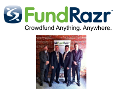 The Crowdfunding Controversy
