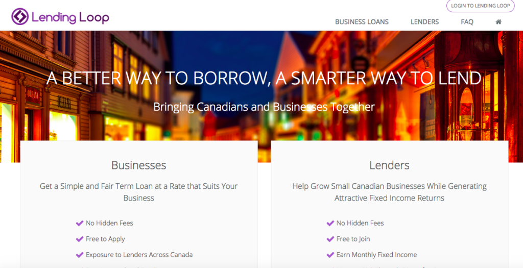 Lending Loop launch 1024x525 - Lending Loop Launches Online Business Lending Marketplace on Back of Seed Funding