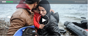 kickstarter refugee 300x123 - Obama Turns to Crowdfunding to Aid Fleeing Syrians