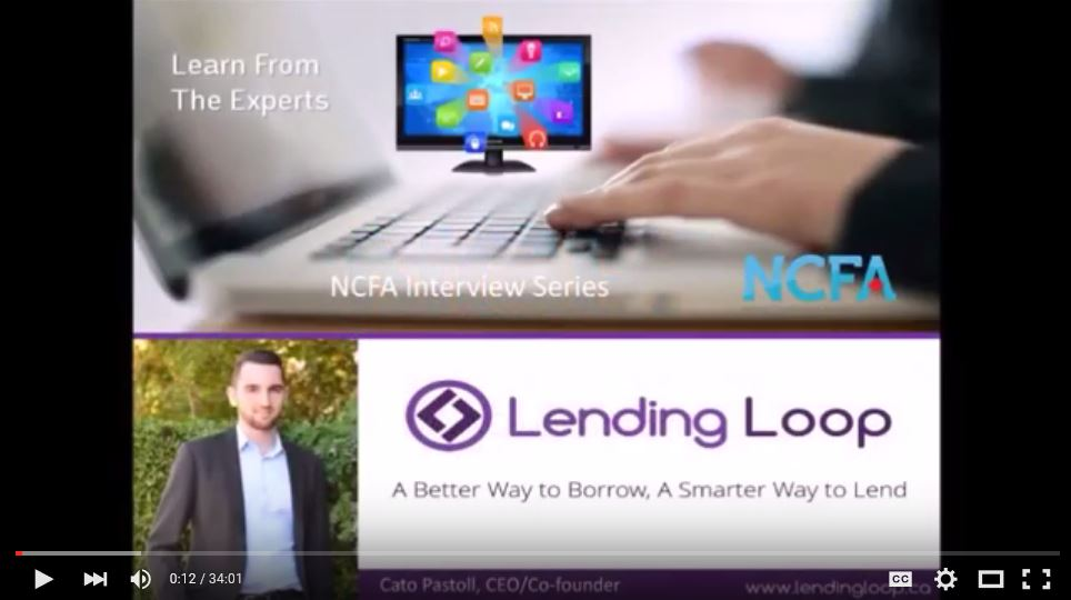 NCFA interviews Lending Loop - Video Library