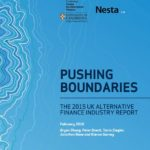 Pushing Boundaries UK altfi report Feb 2016 150x150 - Survey Deadline March 15:  2017 Chicago-Cambridge North American AltFi Benchmarking Industry Survey