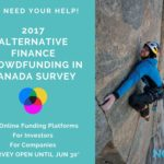 2017 NCFA Survey Banner 2 resize 150x150 - Canadian Alternative Finance Crowdfunding Market Grows 48% from 2013-2015 and is Predicted to Reach $190 million in 2016