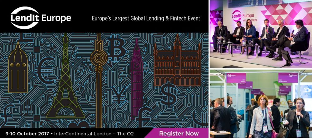 LendIT Europe collage1000 - LendIt Europe 2017 (Oct 9-10):  Don't Miss Europe's Largest International Lending & Fintech Event
