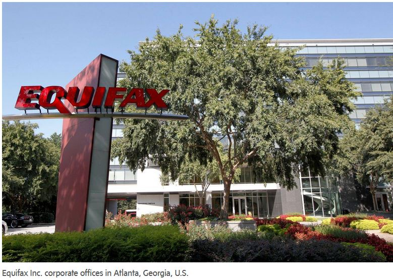 Equifax security breach affects 100000 Canadians - Equifax says up to 100,000 Canadians affected by cyberattack