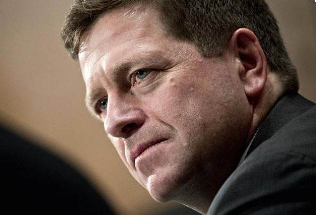 SEC chair Jay Clayton2 - SEC chief says agency won't change securities laws to cater to cryptocurrencies