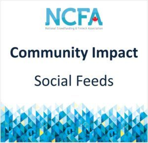 community social impact - $5 million Equity crowdfunding extended to private companies
