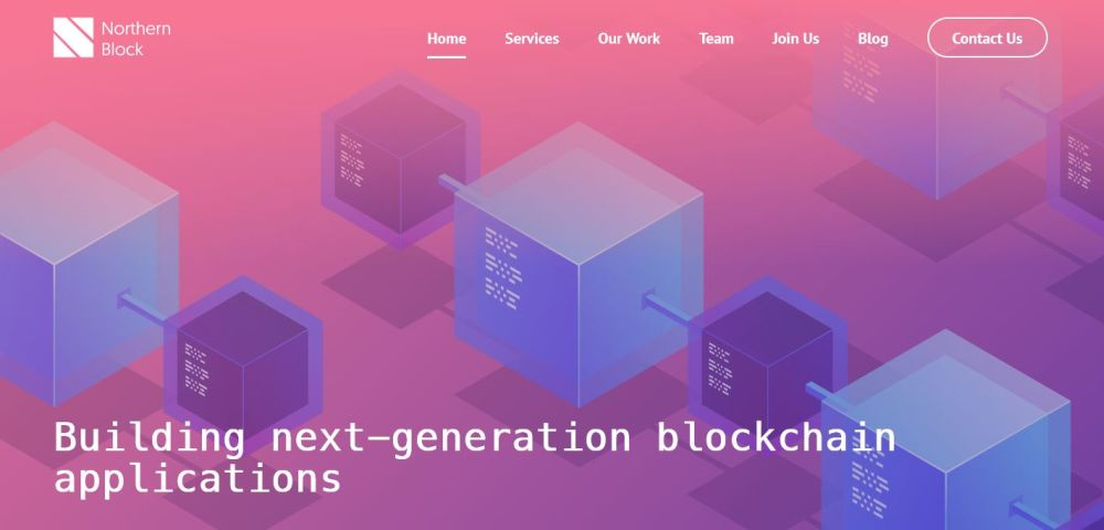 NB website - Q&A with New Industry Partner Mathieu Glaude, CEO and Co-founder of Northern Block
