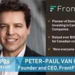 FF EP26 FrontFundr banner1000 150x150 - FINTECH FRIDAY$ (EP.13-Oct 12):  Road to Fintech IPO:  Capital Networks, Scalable Solutions, Putting People First with Ali Pourdad, Co-founder and CEO Progressa