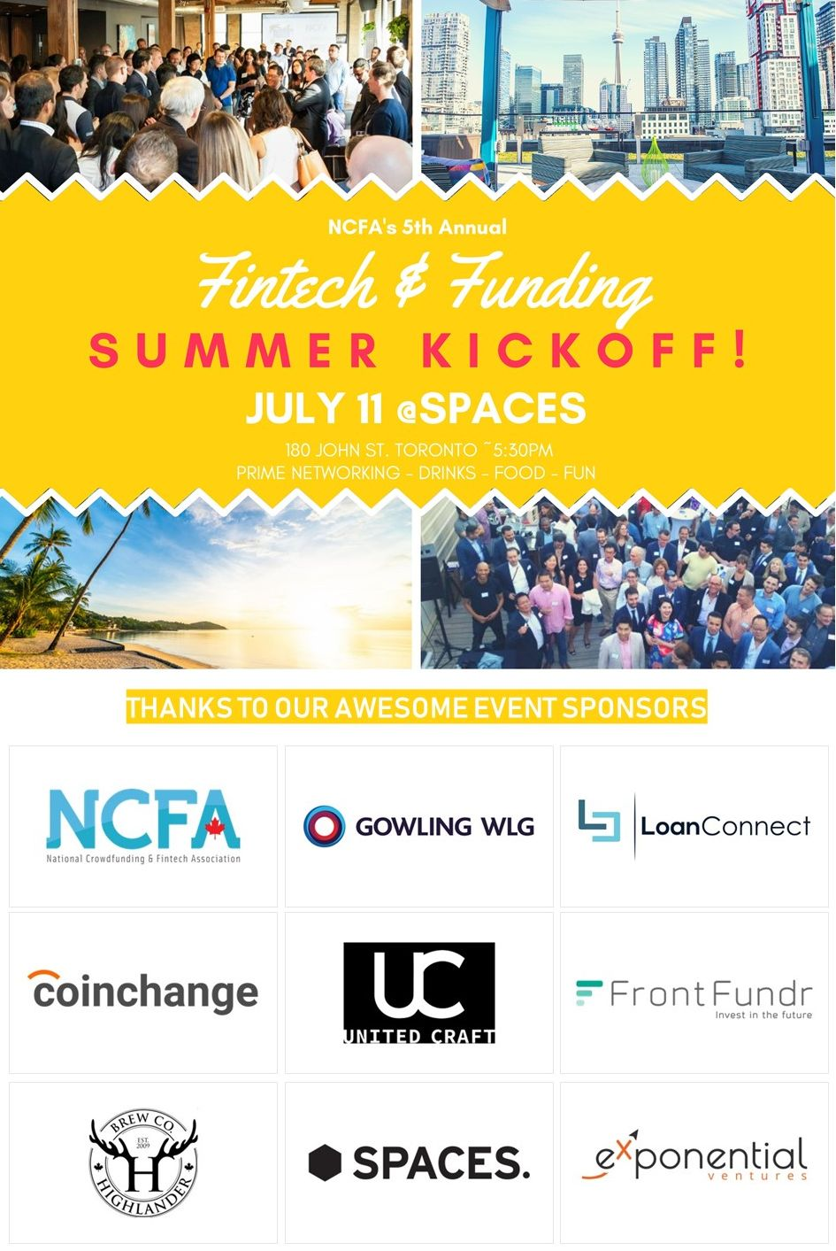 NCFA Summer Kickoff Event Jul 11 v3 - Fintech Fridays Ep33:  Indexing Consumer Loans and Financial Literacy with Phillip Postrehovsky