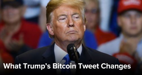 donald trump not a fan of bitcoin - News on China cryptocurrency and more reforms