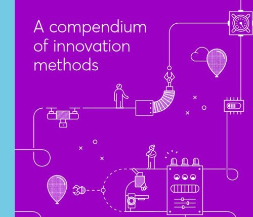 A compendium of innovation methods - Bringing Good Ideas to Life:  13 Modern Ways to Innovate