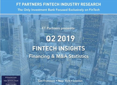 Q1 fintech insights FTP - Advocacy
