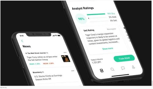 "analyst ratings and reviews - Robinhood got fined for the way it handled ""commission free"" trades"