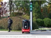 Driverless delivery bot in China 175x130 - Fintech, decentralization pose risks: Report