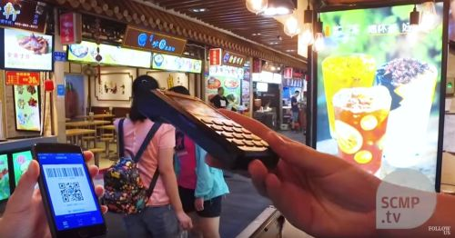 SCMP.tv mobile payments in china - Video Library