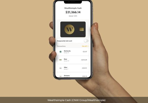 wealthsimple account - Experts predict the five big fintech trends of 2019