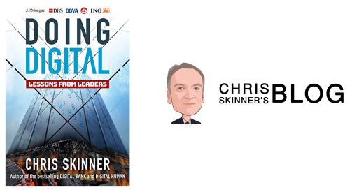 doing digital by Chris Skinner  - Is FinTech getting it wrong? Focus on needs and wants