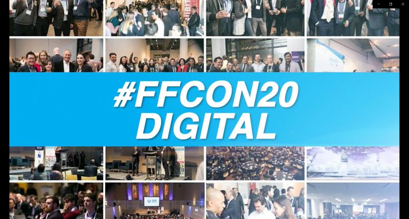 FFCON20 Digital RISE image 1 - FINTECH FRIDAY$ (EP25-Feb 15):  Unlocking the World with Kate Guimbellot and Jason Sosnowski of TravelCoin Foundation