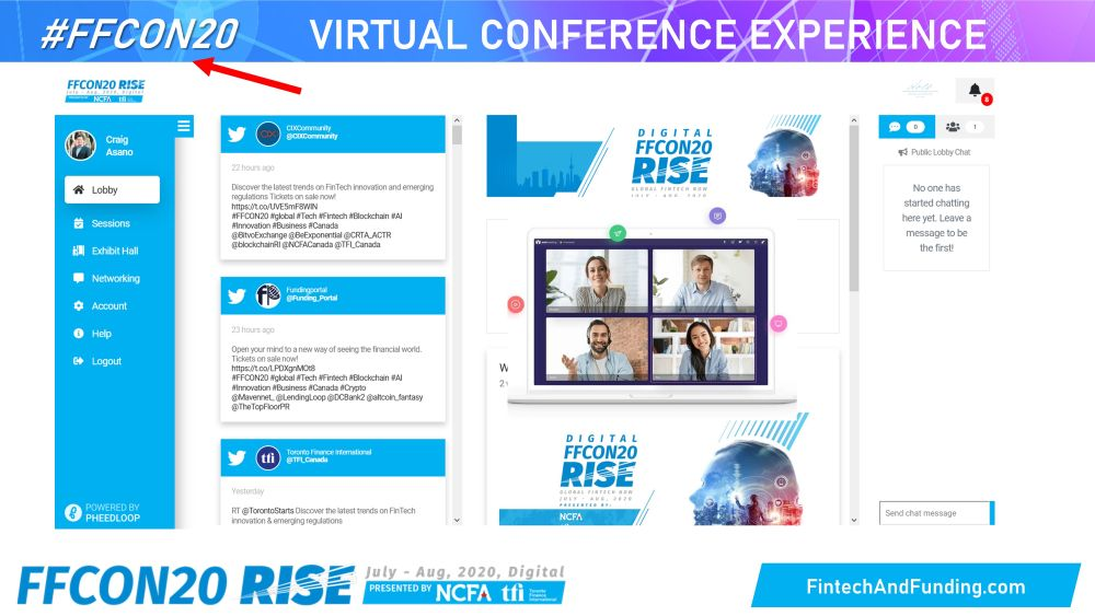 ffcon20 virtual conference experience r - OSC Seeks Applications for Fintech Advisory Committee