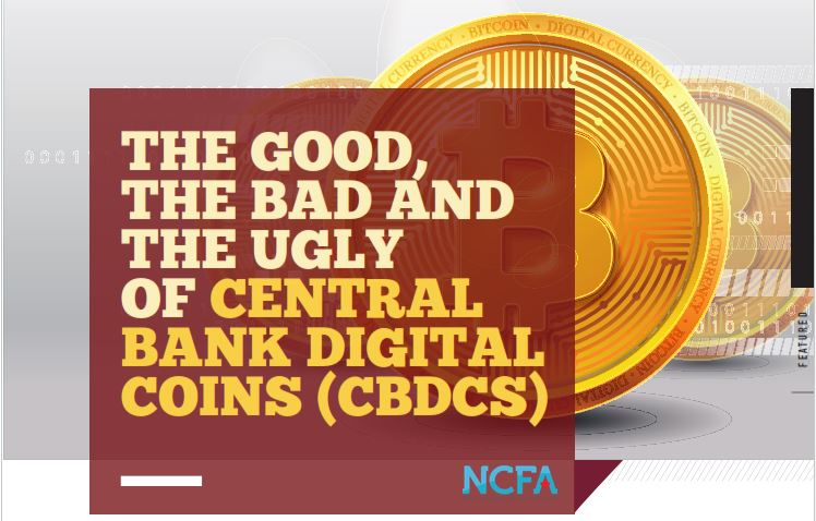 CBDCs Good Bad and Ugly - The Good, the Bad and the Ugly of Central Bank Digital Coins (CBDCs)