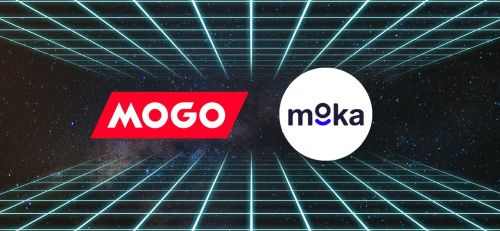 Mogo and Moka - Mogo to enter $4+ trillion Canadian Wealth Management Industry with acquisition of Leading Saving and Investing App, Moka Financial Technologies Inc.