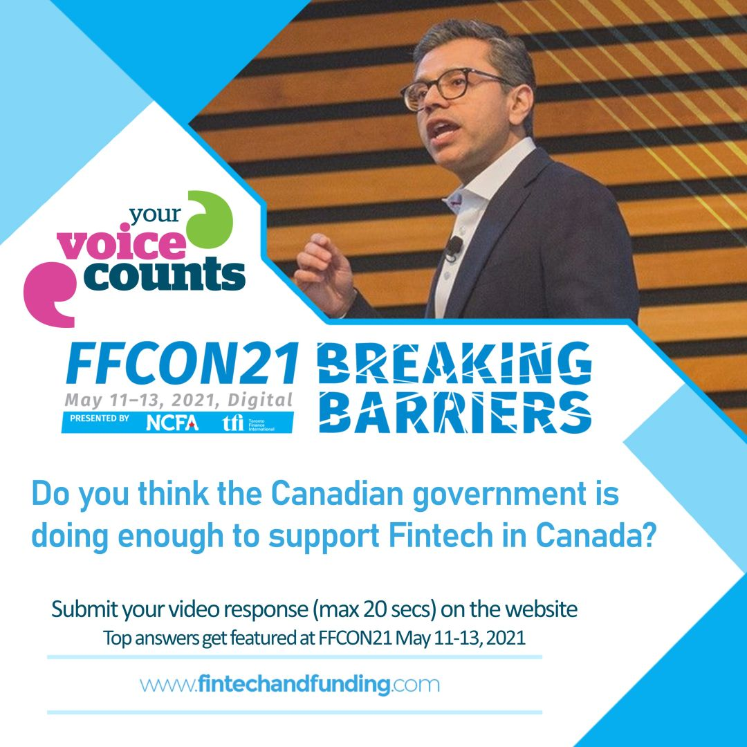 FFCON21 image Your Voice Counts 3 - New head of Communitech leading incubator says 'no reason why Canada couldn't be the global hub of innovation'