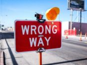 Wrong way sign 175x130 - Blockchain Association Takes Over Kik's 'Defend Crypto' Crowdfunding Effort
