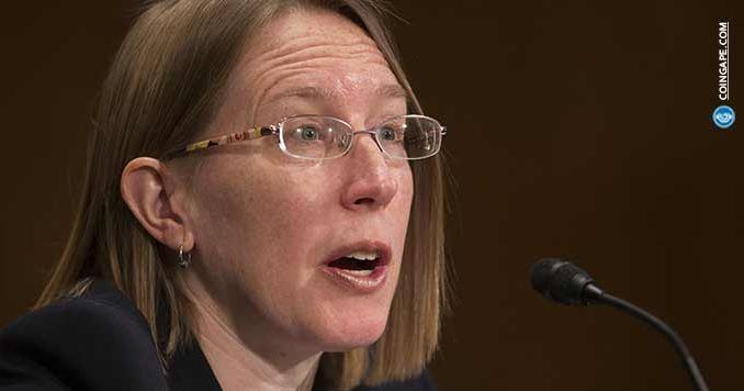 Commissioner Hester Peirce - SEC's Hester Pierce and Ark Invest's Cathie Wood Bats for Bitcoin ETF Amid Recent Correction