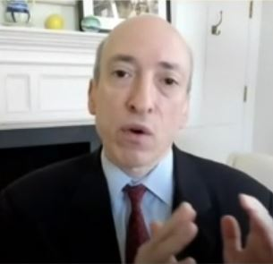 gary gensler  - More regulation coming:  SEC Chairman signals stablecoins and other tokens could fall under its rules on security-based swaps