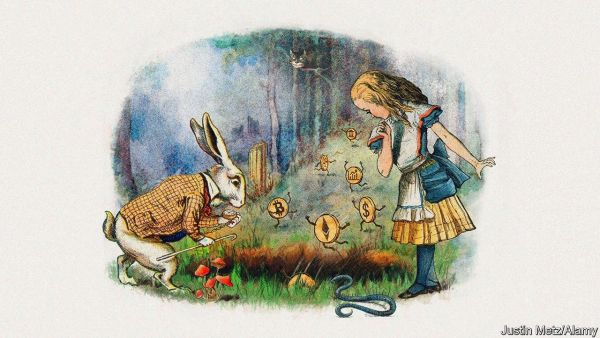 DeFi and Alice in wonderland - The dream of a low-friction financial system is just the beginning