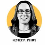 Hester Peirce pic 150x150 - Hester Peirce Says SEC Enforcement is Not the Way to Provide Crypto Clarity