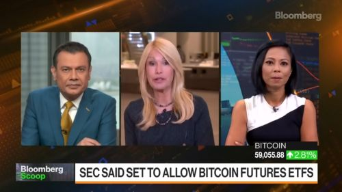 SEC approves first bitcoin futures ETF - Featured Videos